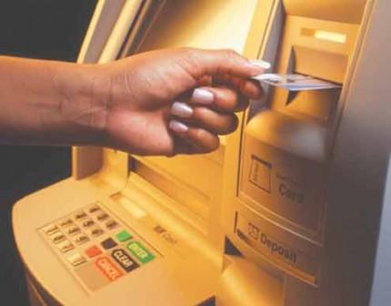Ambushed at an ATM